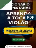 PESTANAS - DIAGRAMA DE ACORDES