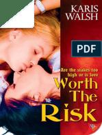 Pdfcoffee.com Karis Walsh Vale La Pena El Riesgo 3 PDF Free