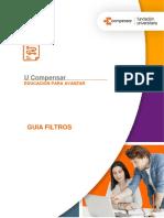 FILTROS - MATERIAL DE APOYO