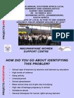 PREVENTION_Masimanyane Women Support Centre_26032011