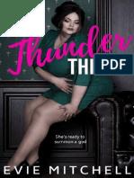 Thunder thighs (Capricorn cove 1) - Evie Mitchell
