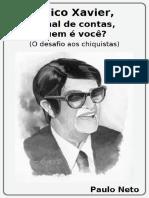 Chico Xavier, Afinal de Contas, Quem é Você-eBook-new