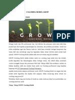 2.3.2. Coaching Model Grow