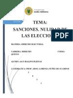 DERECHO ELECTORAL ALCI