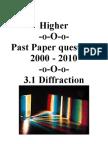 3.1.2 Diffraction 00-10