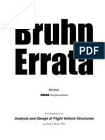 Bruhn Errata by Bill Gran