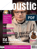 Guitar Acoustic # 6