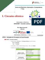 1. Circuito Eléctrico