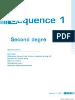 Second degré - Académie en ligne