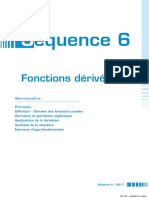 Fonctions dérivées - Académie en ligne