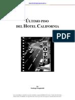 ultimo piso hotel california