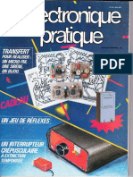 fiets toerenteller (Electronique Pratique 67 - Janvier 1984)