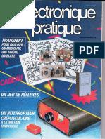 gevoelige geluiddrukmeter wijzeinstr (Electronique Pratique 67 - Janvier 1984)