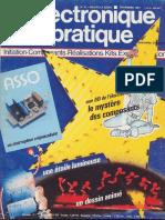 Ontwikkel Timer Foto (Electronique Pratique 044 Decembre 1981)