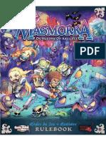 CgTrad Masmorra Preview Rulebook+