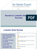Secrets to LinkedIn Networking Success