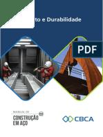 Projeto e Durabilidade CBCA 2017