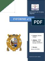 INF 2 L15 Prof. Maritza