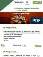 Capacitação terra brasil