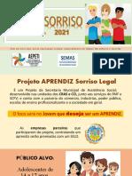 8 - PROJETO APRENDIZ SORRISO LEGAL