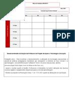 PROATEC PLANO DE TRABALHO 2021