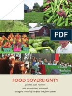 Food Sovereignty Booklet-Grassroots International