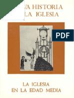 Autores Varios. - Nueva Historia De La Iglesia - Tomo 2 [1964]