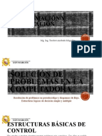 PROGRAMACIÓN Y COMPUTACIÓN - Semana 3