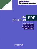 BALZACQ, Thierry_ManuelDiplomatie