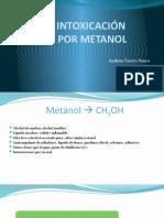 Intoxicación Por Metanol (1)