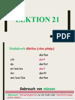 A1- Lek 21