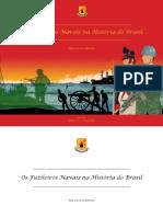 Livro Os Fuzileiros Navais Na Historia Do Brasil