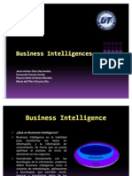 business intelligences