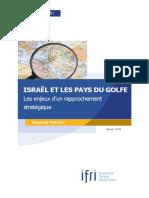 Marteu Israel Golfe 2018
