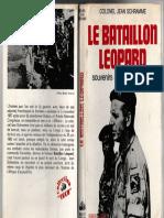 Le Bataillon Léopard by Jean Schramme