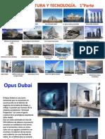 Arquitectura y  Tecnologia    1°Parte DUBAI