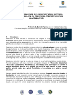 9. Organizare flexibila mca CTR prof.univ.dr.D Pasnicu