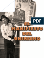[Jorge Eliécer Gaitán] Manifiesto del Unirismo