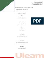 Tarea 3 - Organizacion y Metodos