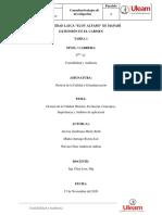 TAREA 1 - GESTION DE LA CALIDAD Y ESTANDARIZACION