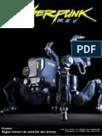Cyberpunk RED - Drone