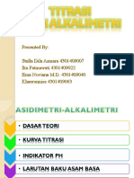 Asidi-alkalimetri
