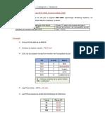 Méthode de Modèle pluie – débit de type SCS (Hec Hms)
