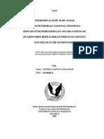 Inferioritas Ilmu-Ilmu Sosial dalam Pendidikan Nasional Indonesia
