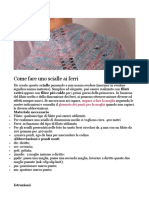 scialle -