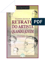James Joyce - Retrato do Artista Quando Jovem (pdf)(rev)