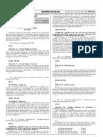 FE DE ERRATAS DECRETO LEGISLATIVO N° 1230-2015