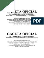 Regimen de Retenciones del IVA
