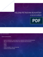 A Voz do Silencio - HPB