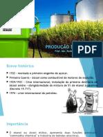 PRODUÇÃO DE ETANOL - 1ª parte